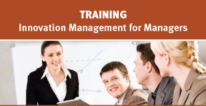 Training Innovation Management for Managers